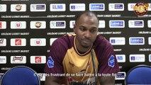 J07 Pro A vs Toulon - Réaction de Marcellus Sommerville