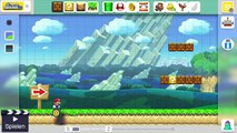 Lets Play Super Mario Maker Online Part 1: Mein erstes, eigenes Level!