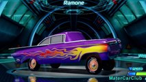 Ramone Cars Color Changers Custom Paint! Disney Pixar Cars 2 Video Game Characters!