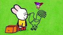 Coq - Didou, dessine-moi un coq |Dessins animés pour les enfants