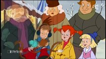 Fifi Brindacier  Version Animée  (1998) Fr / S01E14 - Le Noel de Fifi
