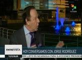 La Entrevista con Jorge Gestoso - Jorge Rodríguez