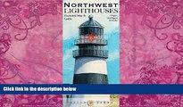 Books to Read  Northwest Lighthouses Illustrated Map   Guide: Oregon, Washington   Alaska  Best