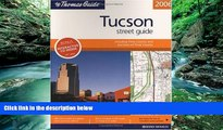 Big Deals  Thomas Guide 2006 Tucson Street Guide (Tucson Metro Street Guide)  Best Seller Books