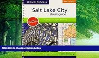 Books to Read  Rand McNally Street Guide: Salt Lake City (Rand McNally Salt Lake City Street