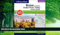 Big Deals  Boise and the Snake River Valley, Idaho (Rand McNally Thomas Guide)  Best Seller Books