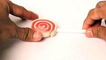 Play Doh Christmas Lolli Pops | Christmas Lollipops | Christmas Special | Play Dough Lollipops