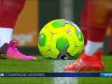 2016 Ligue 2 J14 STRASBOURG REIMS 1-2, le 05/11/2016