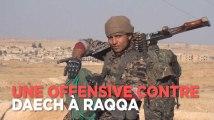 Syrie : l'offensive est lancée contre Daech à Raqqa
