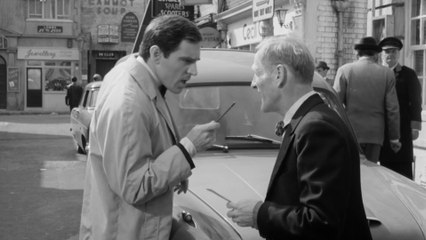 """Anthony Newley Dalam Cuplikan Film Thriller Inggris Tahun 60an """"The Small World of Sammy Lee"""""""