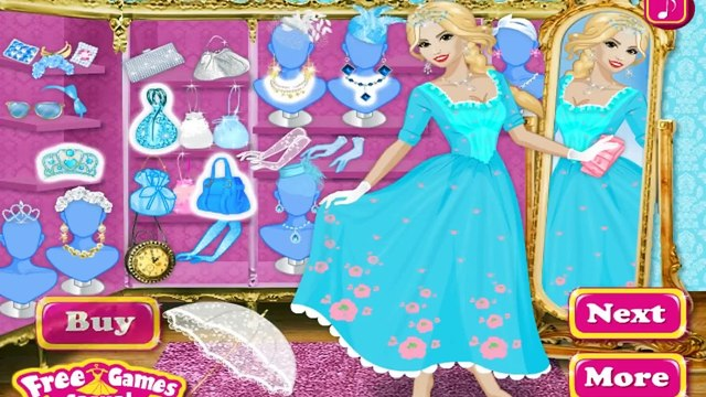New Cinderella Shopping - Disney Princess Games - Girls Games