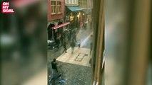 Affrontements entre ultras lyonnais et bastiais