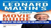 [READ] EBOOK Leonard Maltin s 2009 Movie Guide (Leonard Maltin s Movie Guide (Mass Market)) BEST