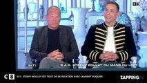 SLT : Steevy Boulay et Laurent Ruquier anciens amants ? Il lève le voile sur leur relation (Vidéo)