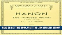 [READ] EBOOK Hanon: The Virtuoso Pianist in Sixty Exercises, Complete (Schirmer s Library of