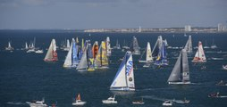 Replay start two- Vendée Globe 2016