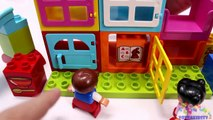 Building Blocks Toys for Children Lego Playhouse Kids Day Creative  part2