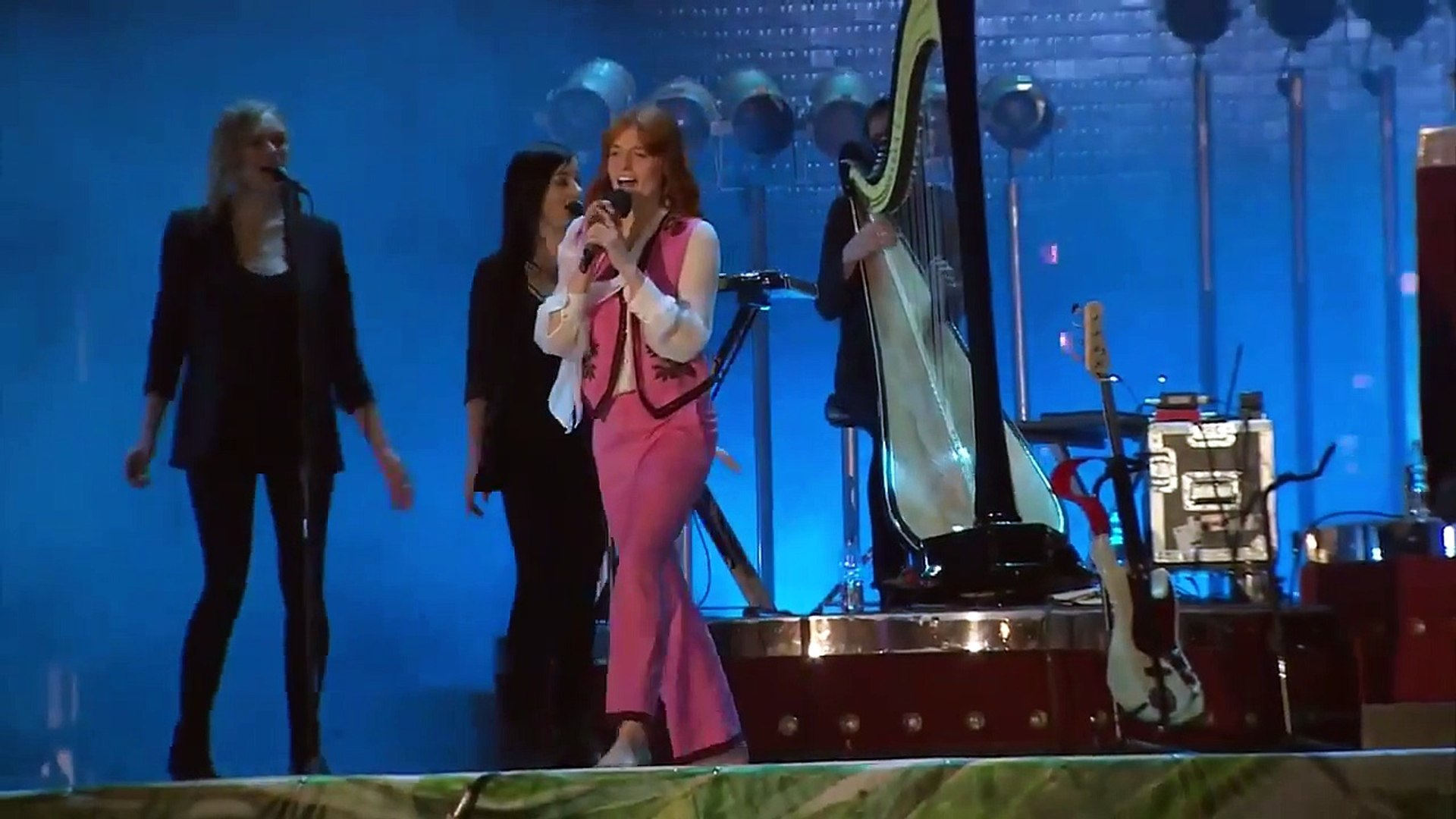 Florence and the Machine - How Big How Blue How Beautiful @ Open'er Festival 2016  - Kopia