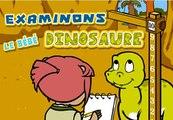 Mignon bébé dinosaure Dessin animé éducatif pour enfants Genikids