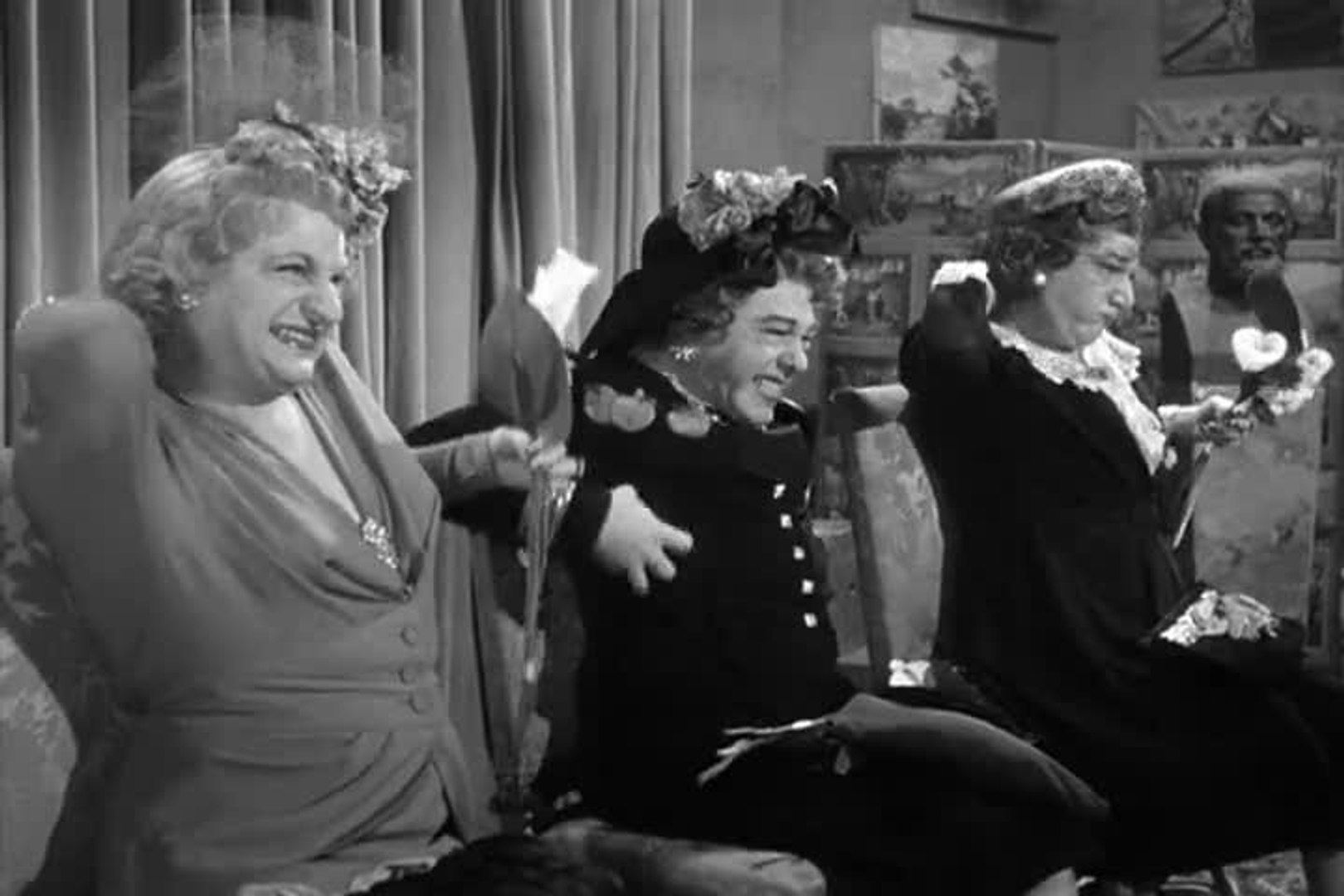 Image result for The Three Stooges: Self Made Maids (1950)