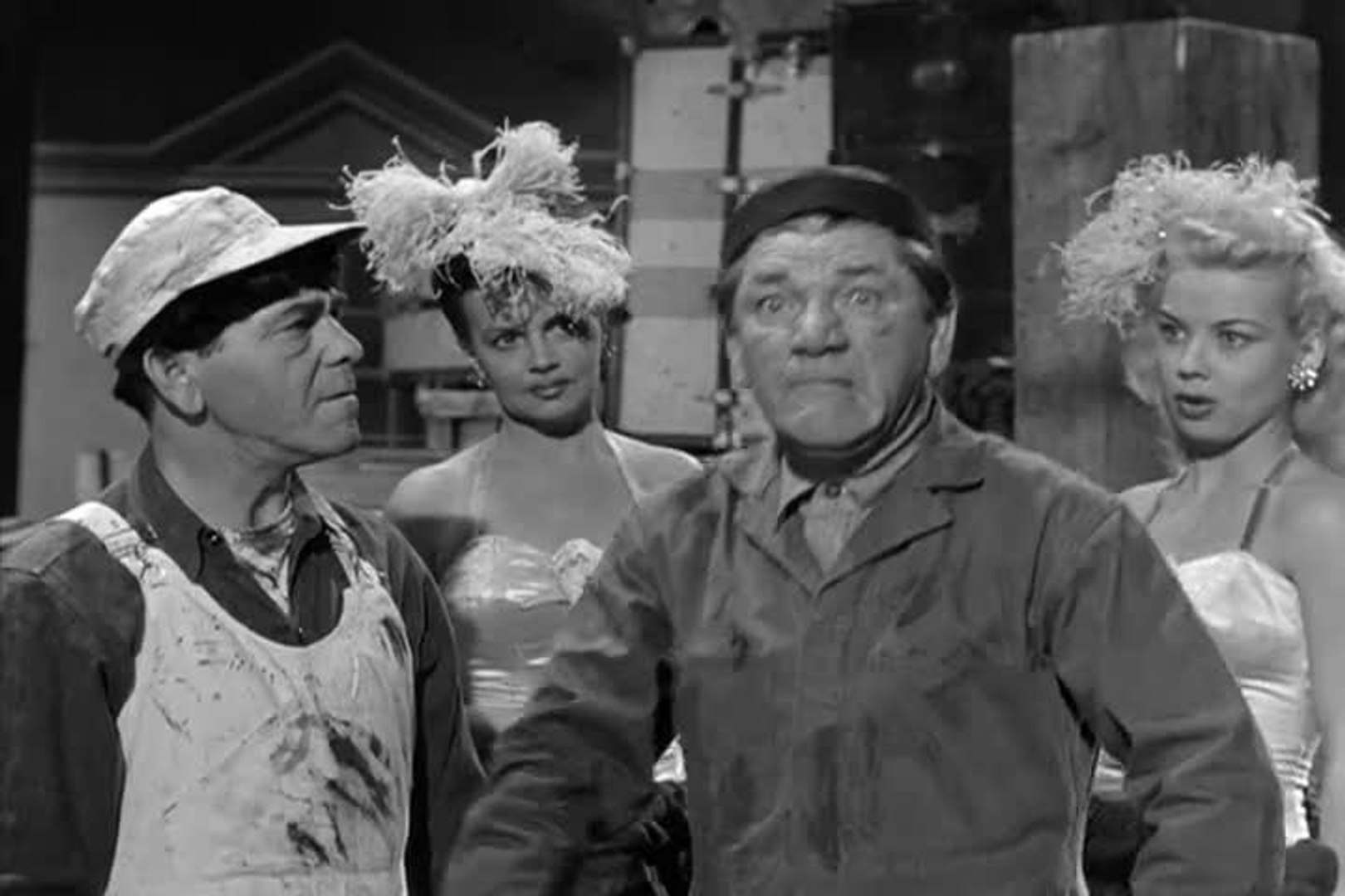 Image result for The Three Stooges: Three Hams On Rye (1950)