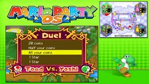 Mario Party DS - Story Mode - Part 36 - DKs Stone Statue (2/2) (Yoshi) [NDS]