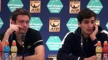 """ATP - BNPPM 2016 - Pierre-Hugues Herbert et Nicolas Mahut : """"Le Masters de Londres, un gros objectif"""""""