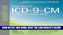 [READ] EBOOK ICD-9-CM Coding Handbook, with Answers, 2015 Rev. Ed. (ICD-9-CM Coding Handbook with