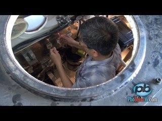 Tác giả tàu ngầm Trường Sa 01 nói về vụ giàn khoan Hải Dương 981:
