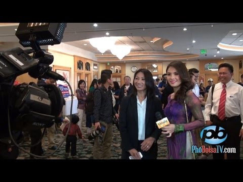 Ứng viên gốc Việt trong ngày bầu cử tưng bừng ở Mỹ