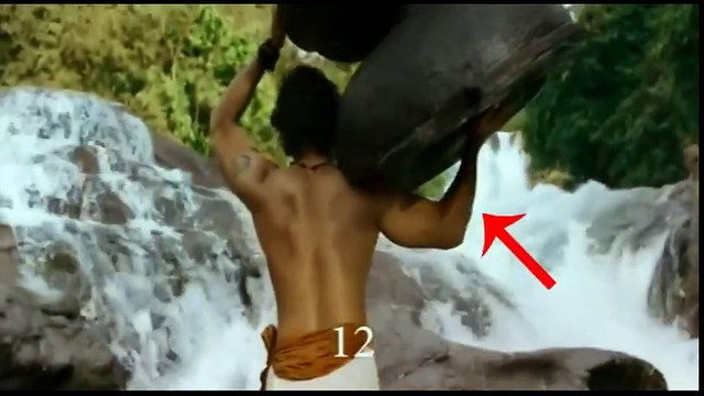 Bahubali movie mistakes - Too Much Wrong with Bahubali - By Bollywood Lessons