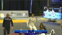 CdM FD St Maur - Epreuve par équipes - Finale RUSSIE vs ITALIE
