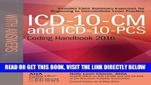 [FREE] EBOOK ICD-10-CM and ICD-10-PCS Coding Handbook, with Answers, 2016 Rev. Ed. BEST COLLECTION