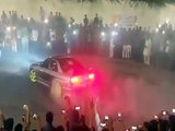 Faisalabad Auto Show Drifting 2016 | Drifting in Faisalabad Auto Show 2016