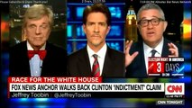 BREAKING NEWS: Fox News Anchor walks back Hillary Clinton 'INDICTMENT' Claim. #Breaking