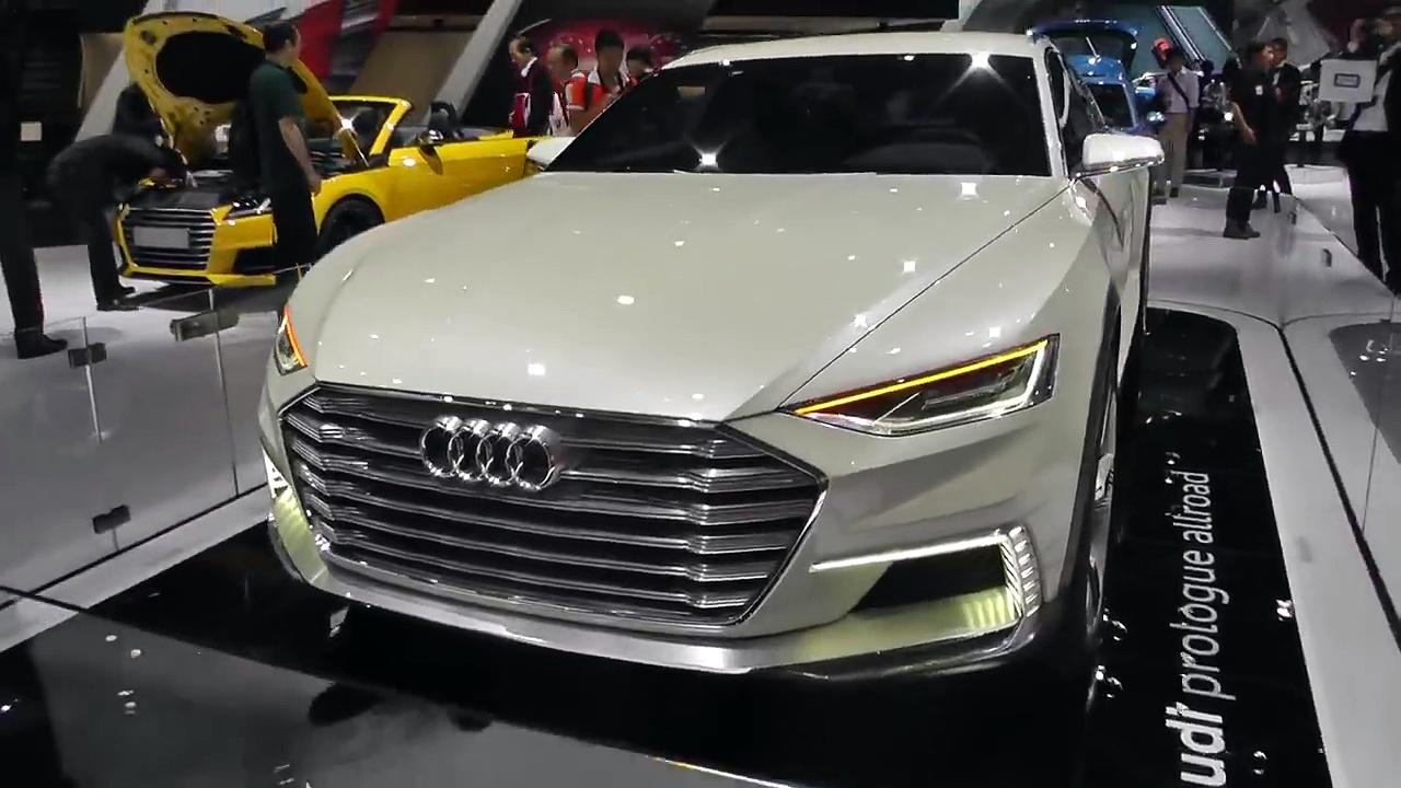 Audi Prologue, Audi Prologue Avant And Now The New Audi Prologue Allroad