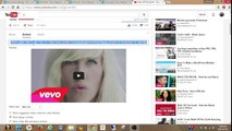 How to autoplay embedded youtube video on a webpage or wordpress 2017