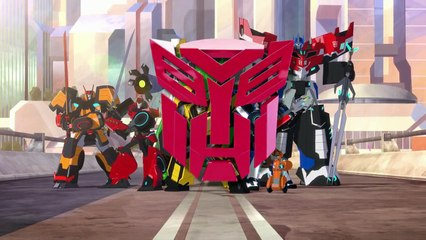 Transformers: Robots in Disguise: Season 2.5: Episode 3: Pretzel Logic (HD)