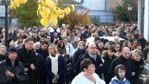 Marche blanche pour la famille tuée dans l'incendie à Amiens
