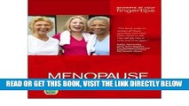 [READ] EBOOK Menopause: Answers at Your Fingertips (At Your Fingertips S.) (Paperback) - Common