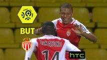 But Kylian MBAPPE LOTTIN (65ème) / AS Monaco - AS Nancy Lorraine - (6-0) - (ASM-ASNL) / 2016-17