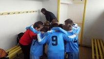 U10 (1) - Match à Lomme le 05.11.16 cri de victoire