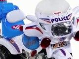Police Motos Jouets, Dessin Animé Pour Les Enfants