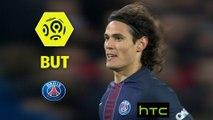 But Edinson CAVANI (43ème) / Paris Saint-Germain - Stade Rennais FC - (4-0) - (PARIS-SRFC) / 2016-17