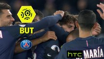 But Adrien RABIOT (67ème) / Paris Saint-Germain - Stade Rennais FC - (4-0) - (PARIS-SRFC) / 2016-17