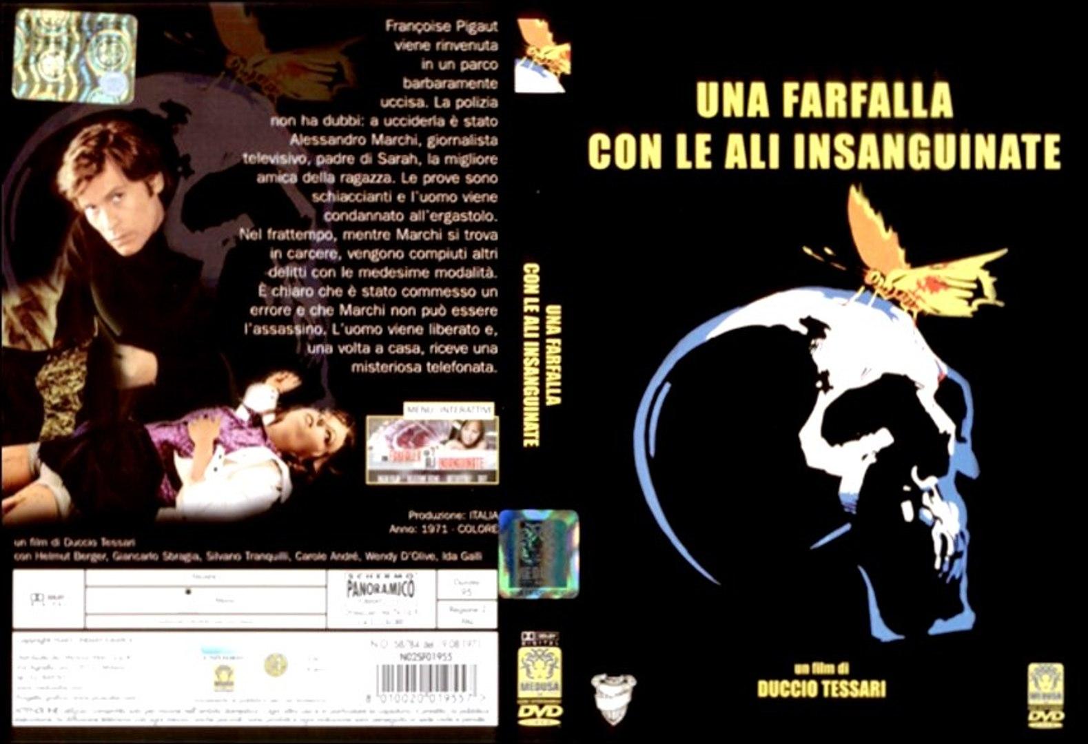 (Italy 1971) Gianni Ferrio - Una Farfalla Con Le Ali Insanguinate