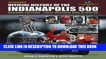 Best Seller Autocourse Official Illustrated History of the Indianapolis 500: Revised and Updated
