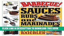 Best Seller Barbecue! Bible Sauces, Rubs, and Marinades, Bastes, Butters, and Glazes: Sauces, Rubs
