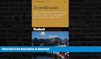 READ BOOK  Fodor s Scandinavia, 8th Edition: Expert Advice and Smart Choices: Where to Stay, Eat,