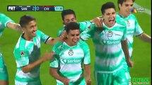 Liga MX 2016: Santos 2 - 0 Jaguares de Chiapas - (06.11.2016)